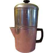 Enterprise Aluminum Drip-o-lator Coffee Pot - g