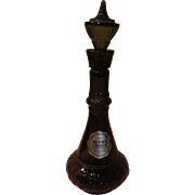 I Dream Of Genie Smoke Glass Beam Bottle - b198