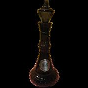 I Dream Of Genie Smoke Glass Beam Bottle - b198