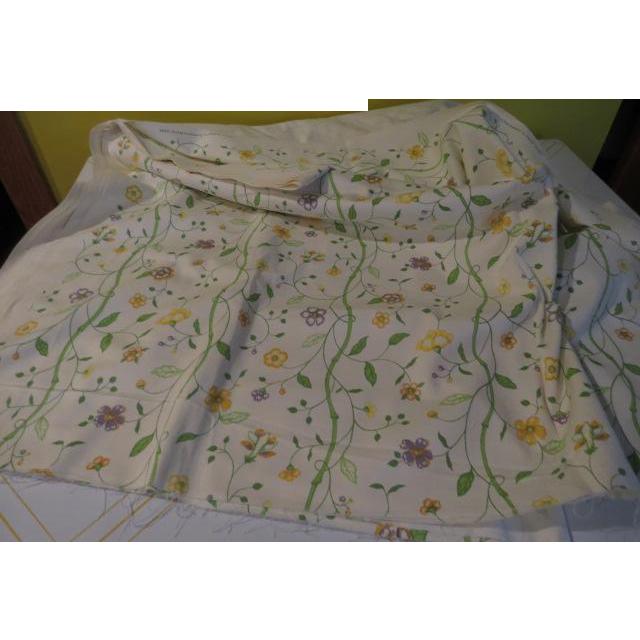 Floral Decorator Fabric - L9
