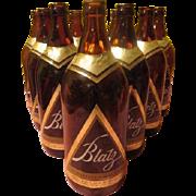 Blatz ''Milwaukee's Finest Beer'' Quart Bottles'