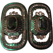 Fit for Austrian Royalty Enamel and Rhinestone Buckle - Free shipping