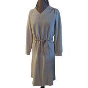 Morning Oatmeal Butte Knit Dress