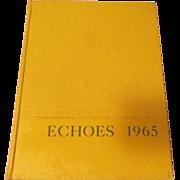 New Trier High School 1965 echos Yearbook - b197