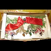 Noma Illuminated Twinkling Bells in Box - b