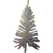Silver Forest 7 foot Aluminum Christmas Tree in Box