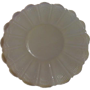 Cambridge Crown Tuscan Pink Shell Platter