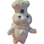 Pillsbury Poppin' Fresh Doughboy Utensil Holder - b197