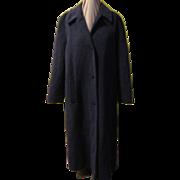 Head to Toe Blarley Woolen Mills Mohair Blend Coat