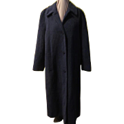 Head to Toe Blarley Woolen Mills Mohair Blend Coat