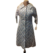 Princess seam Quilt Robe