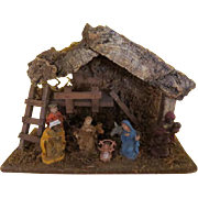 Oh Holy Night Italian Nativity Set - b216