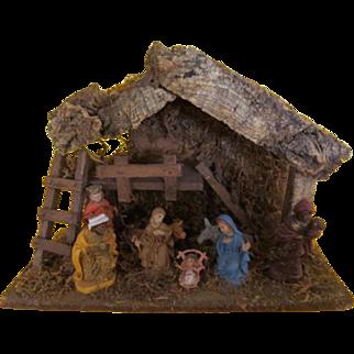 Oh Holy Night Italian Nativity Set - b216