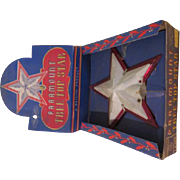 Paramount Tree Top Star in Box - b217