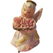 Miss May Lefton Birthday Angel - b207