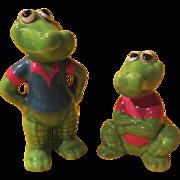 He and She Florida Gators Salt and Pepper Shakers- b212