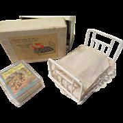 Reevesline Nursery Bed and Teddy Bear Books #3006 - b204