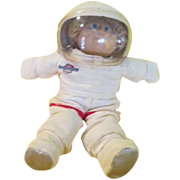 Ground Control to Cabbage Patch Kid Astronaut - b