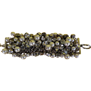 Baubles and Bright Shiny Beads Bracelet - Free shipping