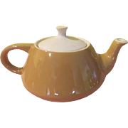 Royal China Mid-century Star-Glo Tea Pot - b219