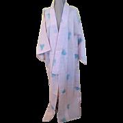 Whimsical Pink Kimono