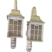 Carriage Lantern Lights