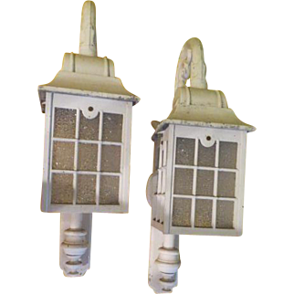 Carriage Lantern Lights
