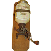 Lusterware Coffee Grinder - G
