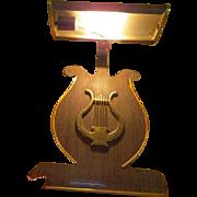 Harp Shaped Music Stand Light - B