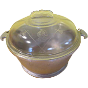 Guardian service Covered 4 quart Dutch Oven/casserole with Lid - g