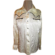 Western Wear Snap front Shirt/blouse