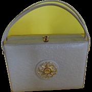Koro Box Style Handbag/purse - b225