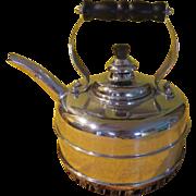 Whistling Simplex Tea Kettle - G
