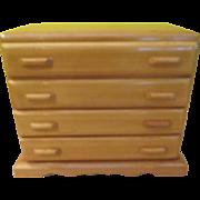 Mid-century Jewelry Box/chest