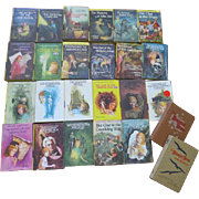 Nancy Drew Mysteries Books 1-23 - b