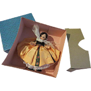 Madam Alexander Crete 529 Doll - b226
