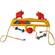 Stimulating Big Top Crib Toy - b217