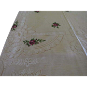 Bouquets of Flowers Tablecloth - L10