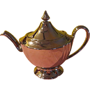 """Platinum"" Royal winton Tea Pot - b217"