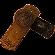Vintage Doorknob Set - b217