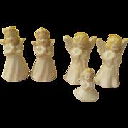 Choir of Angels Christmas Candles - b249