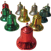 Shiny Bells christmas Tree Ornaments - b248