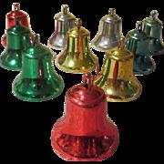 Shiny Bells christmas Tree Ornaments - b248