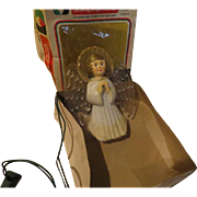 Double-Glo Angel Tree Top in Box - b250