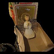 Double-Glo Angel Tree Top in Box - b250