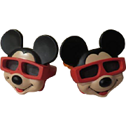 Mickey Mouse 3-D View Master Viewer - b250