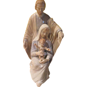 Holy Family Nativity Set - b243
