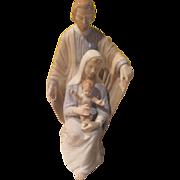Holy Family Nativity Set - b243