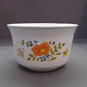 Corning Corelle Wildflower Open Sugar Bowl No Lid