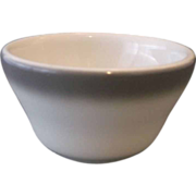 Buffalo China Ombre Gray Fade Bouillon Soup Cup